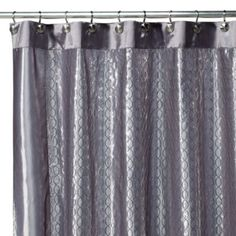 Infinity 72-Inch x 72-Inch Fabric Shower Curtain - BedBathandBeyond.com