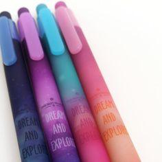 Starry Night Gel Pens- Set of 4