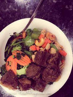 Paleo Pressure Cooker Beef Short Ribs Recipe http://paleomagazine.com/paleo-pressure-cooker-beef-short-ribs-recipe #paleo #gf #glutenfree #recipe #diet