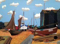 Hastings Old Town, Crafty, Prints, Painting, Painting Art, Paintings, Printmaking, Drawings