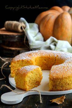 Pumpkin Recipes, Fall Recipes, Sweet Recipes, Torte Cake, Cake & Co, Pin On, Italian Recipes, Sweet Tooth, Food And Drink