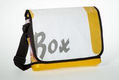 Messenger Bagy: Box