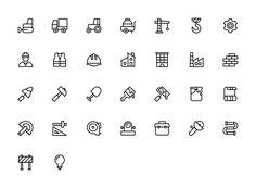 Building Icon Set - Icons - 3