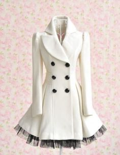 Ahhhh I love this coat!