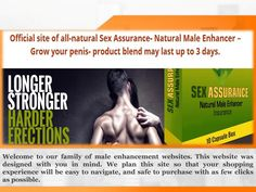 Male Enlargement Supplements Products