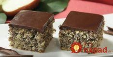 Okusi jeseni: Kolač od maka i jabuka Kolaci I Torte, Croatian Recipes, Baked Oatmeal, Breakfast Cake, Sweet Cakes, Sweet Treats, Dessert Recipes, Food And Drink, Cooking Recipes