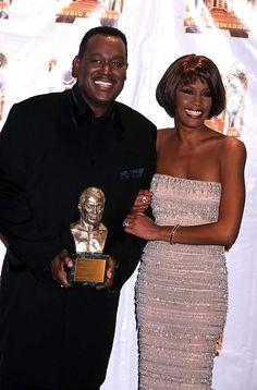 Whitney Houston, Beverly Hills, Cissy Houston, Luther Vandross, Vintage Black Glamour, Old School Music, Black Celebrities, African Men Fashion, Black Image