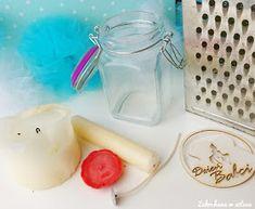 Zakochana w sztuce: ŚWIECZKI DIY NA DZIEŃ BABCI I DZIEŃ DZIADKA Glass Of Milk, Soap, Diy, Gifts, China Mugs, Presents, Bricolage, Do It Yourself, Favors