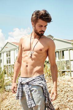 Manoel Le Senechal by Paulo Hintz for Daily Male Models via http://www.dailymalemodels.com