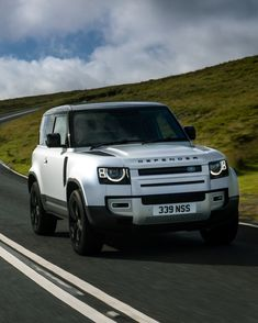The 2021 Land Rover Defender is just as off-road capable as it was last year, but a few new variants add variety to the lineup. Landrover Defender, Land Rover Defender Price, New Defender, Automotive News, Automotive Industry, Cars And Coffee, Range Rover, My Ride, Car Car