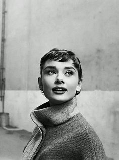 """dutchvintagesoul: """" Audrey Hepburn photographed by Mark Shaw in 1954. """""""