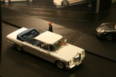 1966 Mercedes-Benz 600 Landaulet Pullman Cabriolet