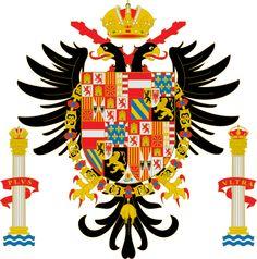 Escudo de Armas de Carlos I de España