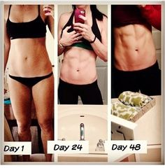 24 Day Challenge results + BEYOND! Coaching you to your results, one dream at a time! FitWithLindsay.com #Advocare