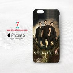 Supernatural iPhone 6 6S Cover Case