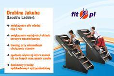 Drabina Jakuba - niezwykłe urządzenie fitness