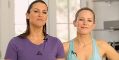 The 4-Minute Workout for busy moms who don't have a whole lot of time to work out.