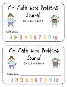 math word problem book