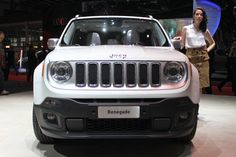 2015 Jeep Renegade Is The New Baby Jeep