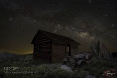 Putting on the Ritz by jessel  Landscapes California Night Photography Milky Way Ghost Towns Putting on the Ritz jessel