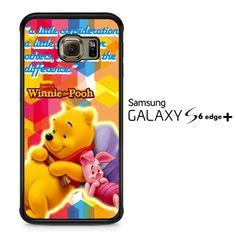A LITTLE CONSIDERATION A LITTLE THOUGH D0041 Samsung Galaxy S6 Edge Plus Case