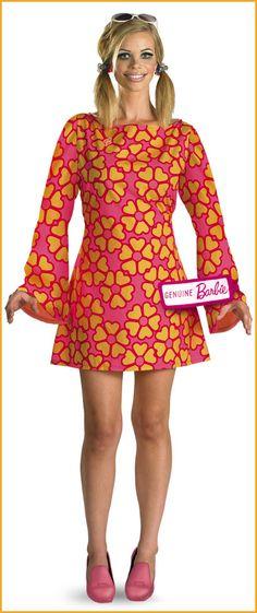 60's Barbie Doll Costumes Teen/Adult HalloweenCostumes4u.com $88.00