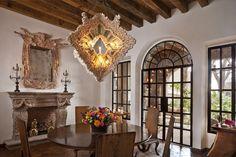 Casa Acanto Dining Room