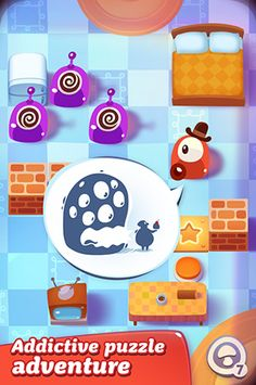 Pudding Monsters is a pleasant puzzle game in which you move and link together pudding monsters. The game offers: 75 levels in 3 sets, various . Free Android Games, Android Apps, Install Android, Monster Games, Cut The Ropes, Maze Game, Great Apps, Mobile Art, Game Background