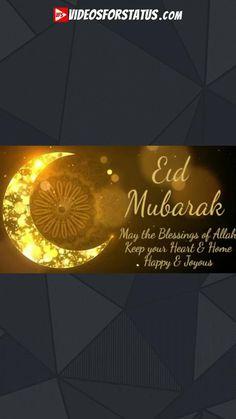 Ed Mubarak, Eid Mubarak Status, Hajj Mubarak, Eid Mubarak Greetings, Eid Song, Eid Status, Video Gratis, Good Night Love Images, Jumma Mubarak Images