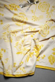 Beautiful linen from BHDLN