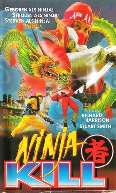Ninja Kill (1987) (COVER)