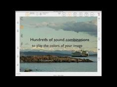 MusicalMe Images for the Leap Motion Controller  - Every Image Strikes a Chord!  Play the colors of your image in 3D with a finger or both hands.  Available on Airspace. http://www.musicalmeapps.com/  photo: Winter Ferry: (c) LB Driver / LinnieBPhotography @ etsy (dot) com