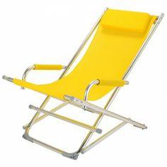 Idée cadeau pour le jardin, la chaise de Jardin Alu Safran - La Chaise Longue