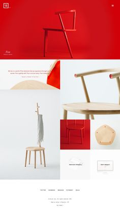 Lobo - Portfolio for Freelancers & Agencies ui design gui web design responsive Layout Design, Web Layout, Page Design, Blog Design, Design Design, Design Trends, Design Ideas, Graphic Design, Interface Web