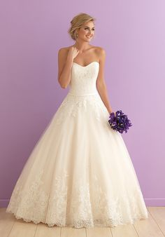 Allure Romance - omg I'm in LOVE with this dress!!!❤️❤️❤️