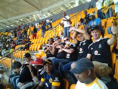Soccer City 2013 - Orlando Pirates vs. Kasier Chiefs