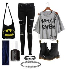 """""""Whatever"""" by allyelizabethk ❤ liked on Polyvore"""