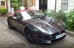 David's new ride...Jaguar!