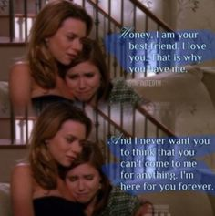 I have always loved Brooke and Payton's friendship. They went through so much together and were so close. Yes they stopped being friends for a little while here and there, but they always mended it. I was always so jealous, because I wanted a friendship like that. One that can go through anything and still survive.