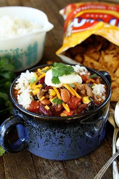 Taco Soup Southern Bite, Beef Archives Real Life Dinner, Rice Mushroom Soup Saving Room for Dessert. Chowder Recipes, Soup Recipes, Snack Recipes, Cooking Recipes, Chili Recipes, My Favorite Food, Favorite Recipes, Whole Wheat Pizza, Mexican Food Recipes