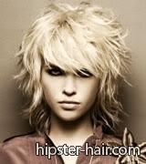 Image detail for -curly, blond, wavy, short, messy hair at Hipster Hair : Hairst. Image detail for Hipster Hairstyles, Shag Hairstyles, Razor Cut Hair, Short Hair Cuts, Punk Haircut, Medium Hair Styles, Short Hair Styles, Square Face Hairstyles, Hair Studio