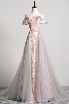 Designer dresses for prom homecoming party dresses, plus size prom dresses, affordable evening dresses and formal dresses. Prom Dresses Long Pink, Senior Prom Dresses, Pretty Prom Dresses, High Low Prom Dresses, Prom Dresses With Sleeves, Plus Size Prom Dresses, Ball Dresses, Cute Dresses, Ball Gowns