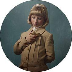 Big Picture: Smoking Kids, by Frieke Janssens
