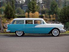 pontiac wagon 1956 - Google Search