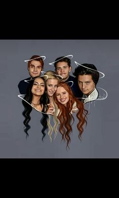 Riverdale Girls, mans and me - Riverdale Netflix, Riverdale Funny, Riverdale Memes, Riverdale Cast, Riverdale Poster, Riverdale Wallpaper Iphone, Riverdale Aesthetic, Riverdale Cheryl, Riverdale Characters