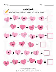 Music and Math
