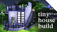Tiny House - The Sims 4 Build