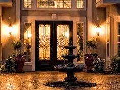 Love the doors....