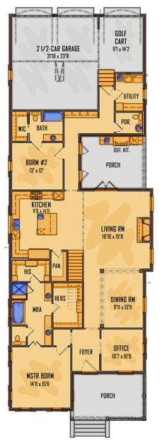 #659790 - IDG27416 : House Plans, Floor Plans, Home Plans, Plan It at HousePlanIt.com