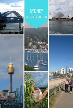 Travel Guide: Sydney Australia - Insider Tips, Things to see & Do